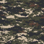 Digital Army Camo