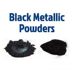 Black Metallic Powders