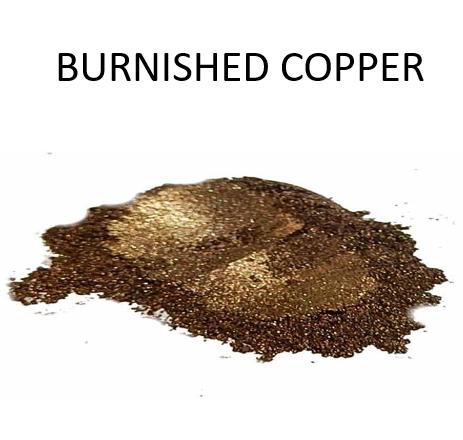 Burnished Copper Metallic Powder
