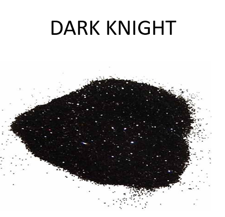 Dark Knight - Black Metallic Powder