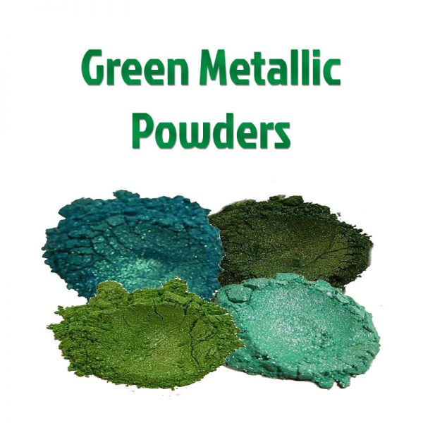 Green Metallic Powders