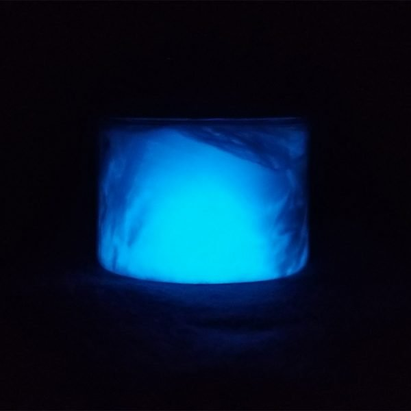 Kryptonite Blue Glow Powder