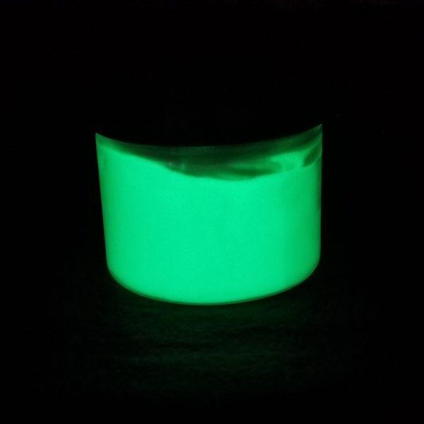 Kryptonite Green Glow Powder