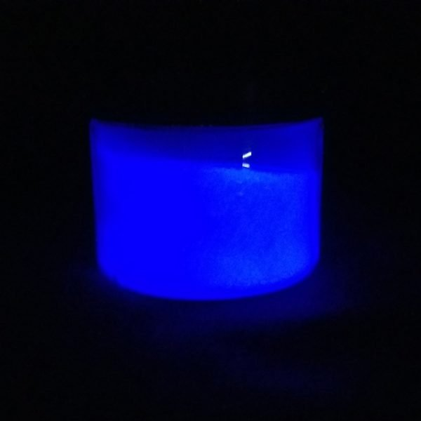 Kryptonite Violet Glow Powder