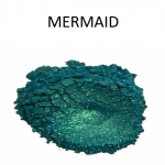 Mermaid Turquoise Metallic Powder
