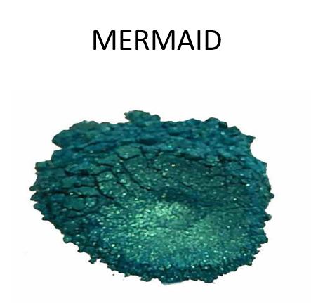 Mermaid Metallic Powder