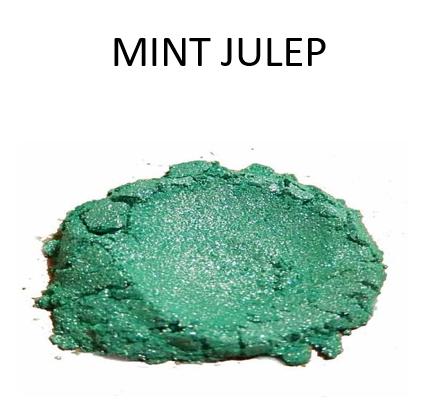 Mint Julep Metallic Powder