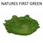 Natures First Green Metallic Powder