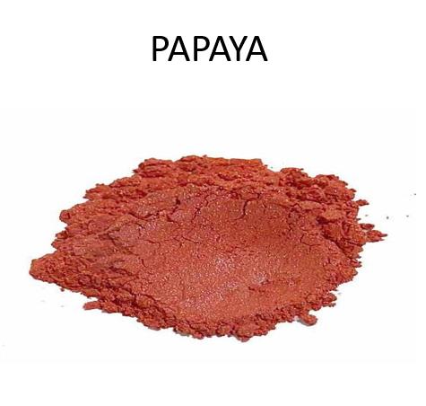 Papaya Metallic Powder