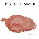 Peach Shimmer Metallic Powder