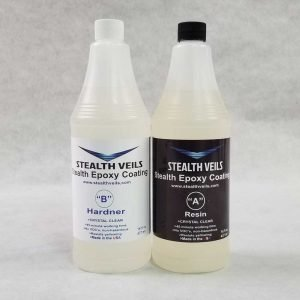 Quart Epoxy Kit Product