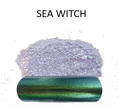 Sea Witch Metallic Powder