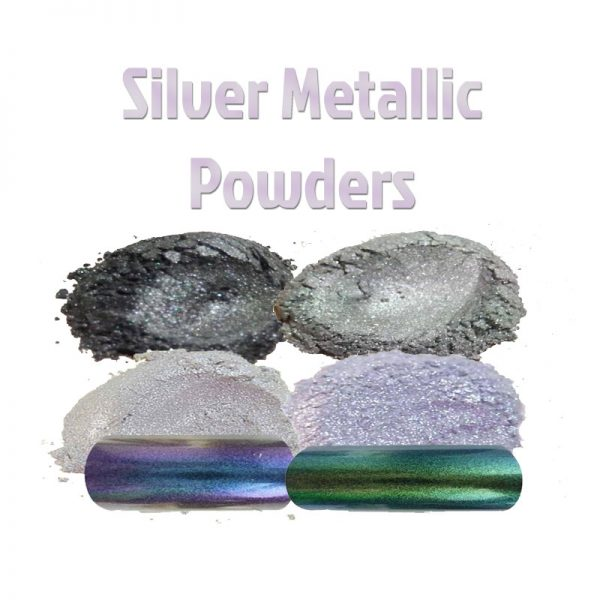 Silver Metallic Powders