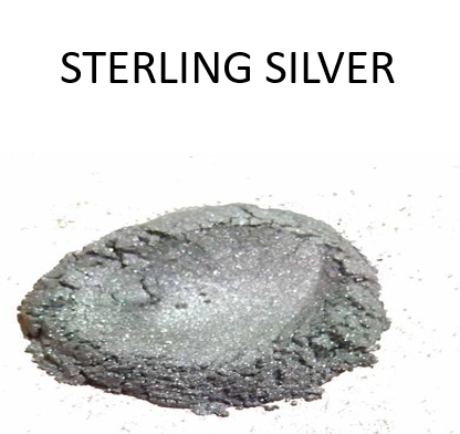 Sterling Silver Metallic Powder