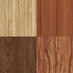 Wood Grain Veil Patterns