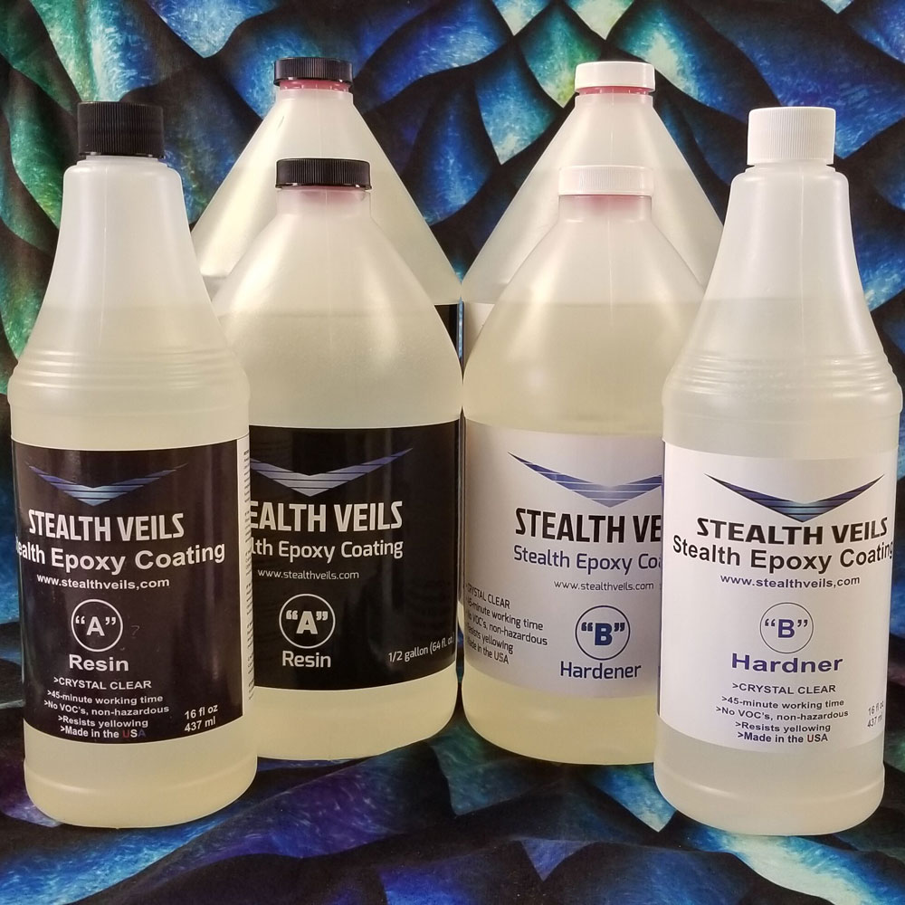 Shop Stealth Epoxy Products