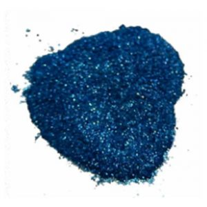 Ultra-Sparkling Blue Star Synthetic Powder
