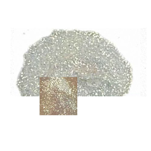 Ultra-Sparkling Gold Pearl shimmer Synthetic Powder